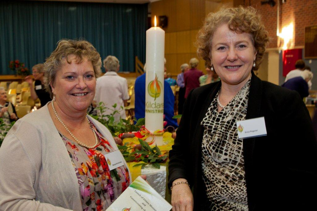 Kildare Ministries Launch