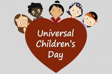 Universal Children's Day – 20 November