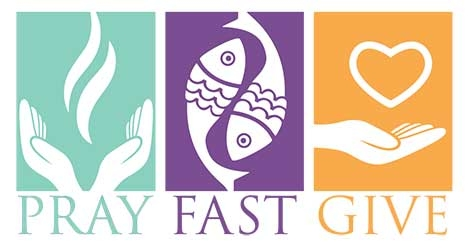 Image result for pray fast give