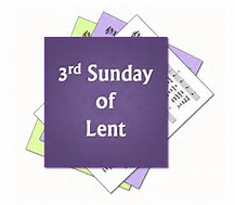 Third Sunday in Lent