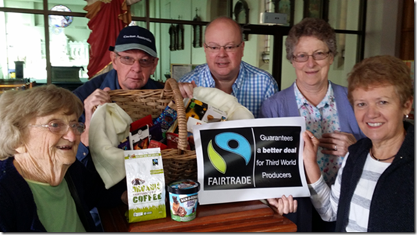 Ararat Parishioners Campaign for Ethically Sourced Easter Chocolate