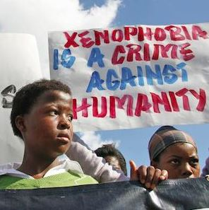 """Debunking Myths to end Xenophobia"""