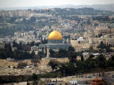 A Call to Prayer for Peace in Jerusalem