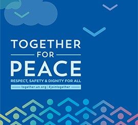 International Day of Peace – 21 September