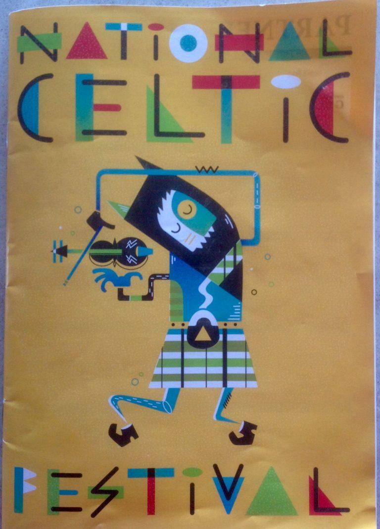 Workshop at the Australian National Celtic Festival
