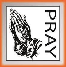 Prayer Intention – July 2018