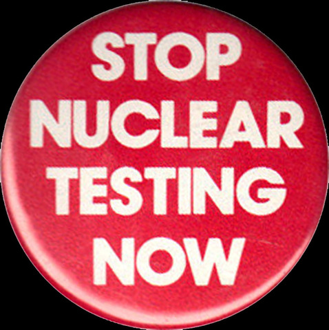 29 August – International Day Against Nuclear Tests