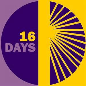 16 Days Campaign Against Gender-Based Violence