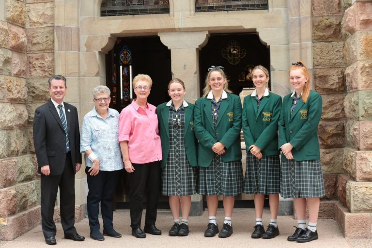 A Celebration  at Brigidine College, Indooroopilly