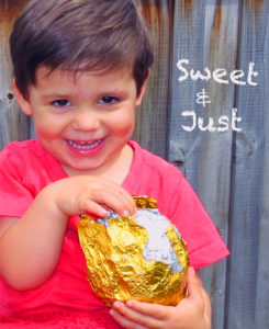 A Sweet & Just Easter