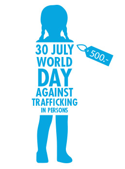 Prayer for World Day Against Trafficking in Persons