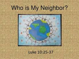 """Who is My Neighbour?"""