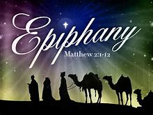 Feast of the Epiphany: Jan 5