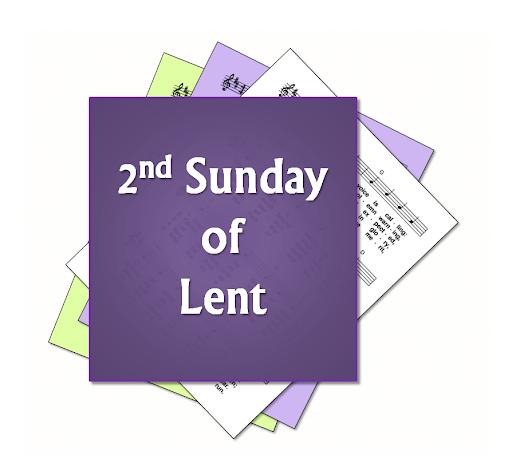 2nd Sunday Lent – 2020