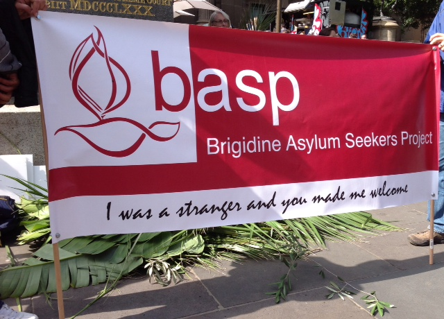 Brigidine Asylum Seekers Project Newsletter – October 2019