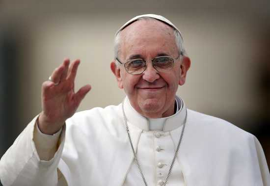 Pope Francis care of Creation day 1 Sep