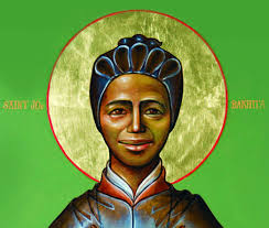 St Josephine Bakhita, Patron of Sudan and of Trafficked People