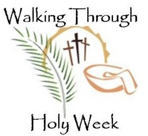 Holy Week 2016