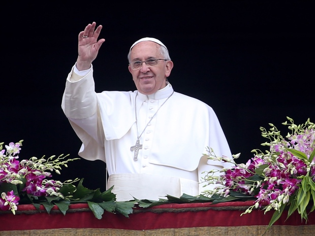 Pope Francis' Easter Message