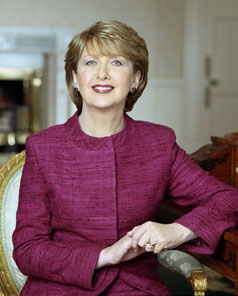 Mary McAleese's Address on IWD