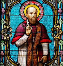 24 January St Francis de Sales