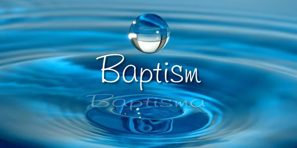 Celebrating the Baptism of the Lord