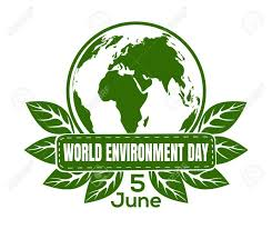 World Environment Day – 5 June
