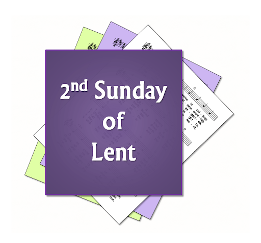 2nd Sunday Lent – 2020