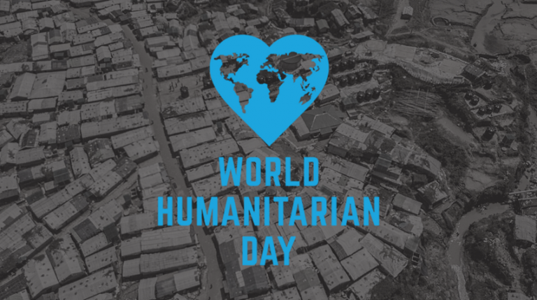 World Humanitarian Day – 19 August