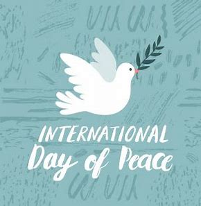 21 September: International Day of Peace