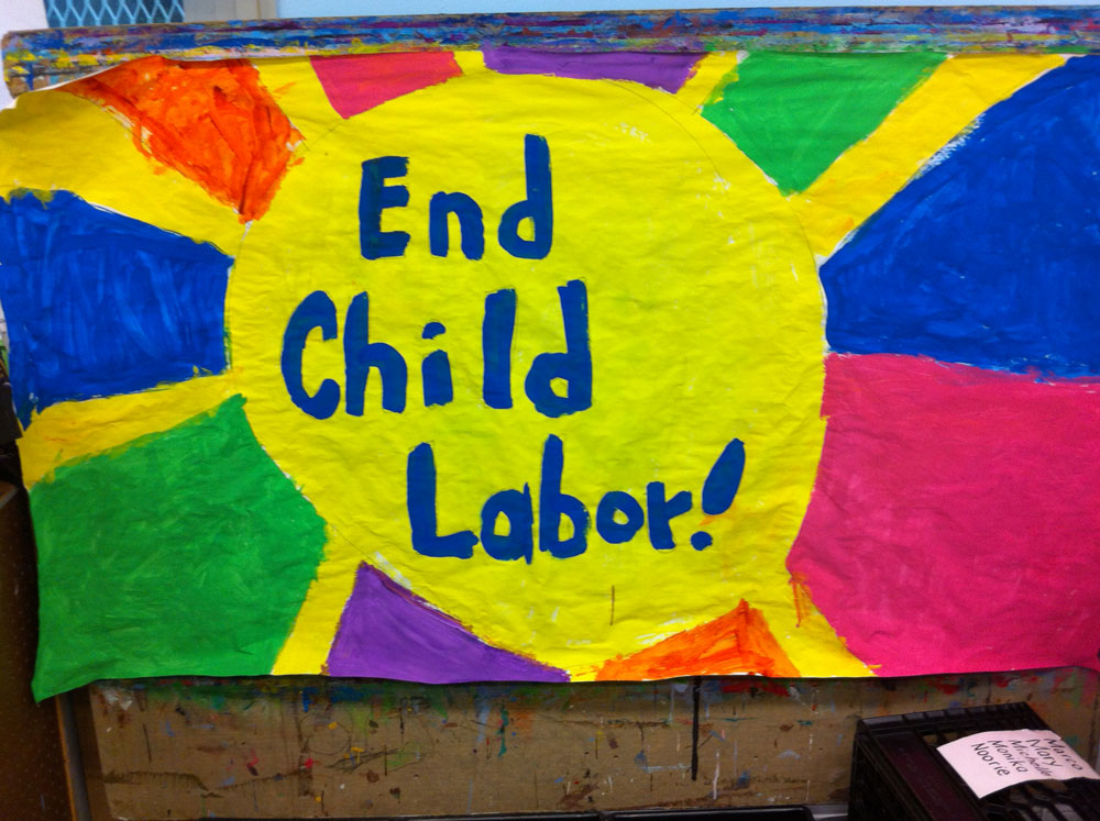 2021: International Year for the Elimination of Child Labour
