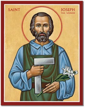 March 19 – Feast of St Joseph