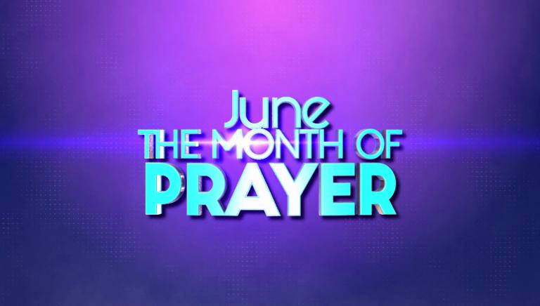 June Prayer Network 2021