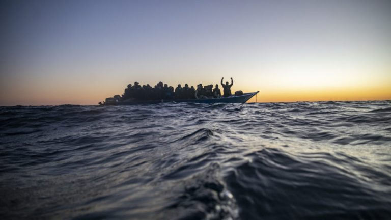 More Drown Fleeing Poverty & Conflict