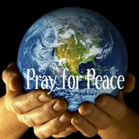 Pray & Work for Peace in the World
