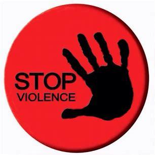 No to All Violence!